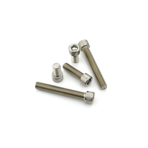 SUS HEX SOCKET HEAD CAP SCREW REF DIN912
